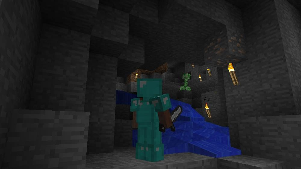 "Image from Minecraft - ""Together"""