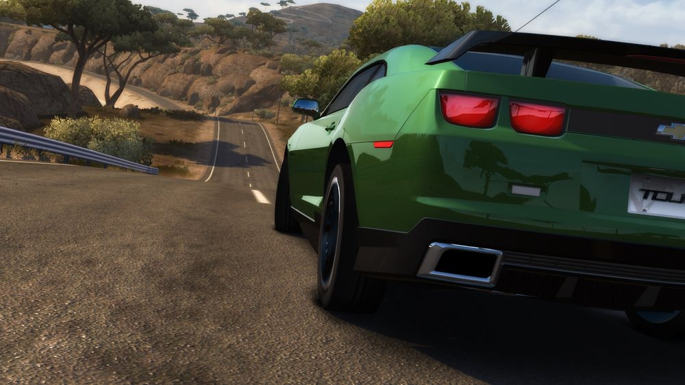 Image from Test Drive Unlimited 2: Chevrolet Camaro Synergy Special Edition