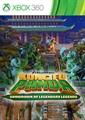Kung Fu Panda Level: Master Garden