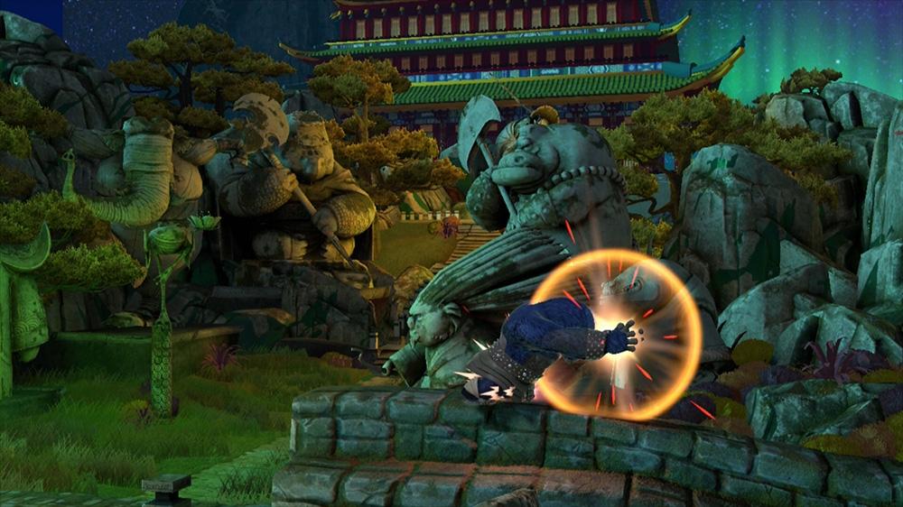 Imagen de Kung Fu Panda Nivel: Jardín del Maestro