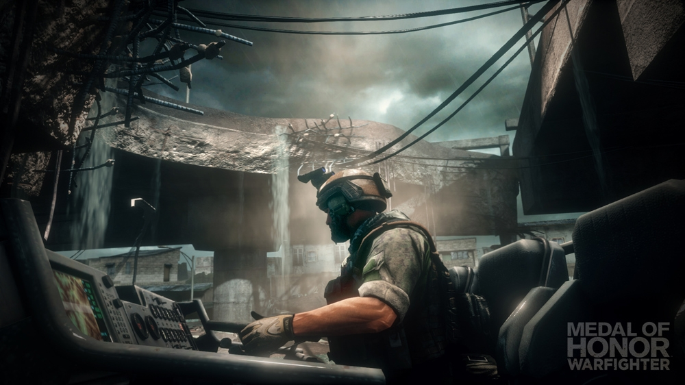 Image from Medal of Honor Warfighter Announce Trailer
