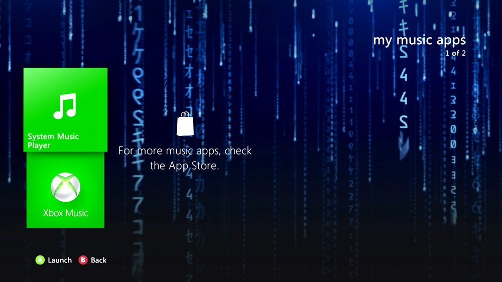 Image from Blue Code Theme