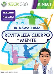 Tráiler de Dr. Kawashima: revitaliza cuerpo y mente