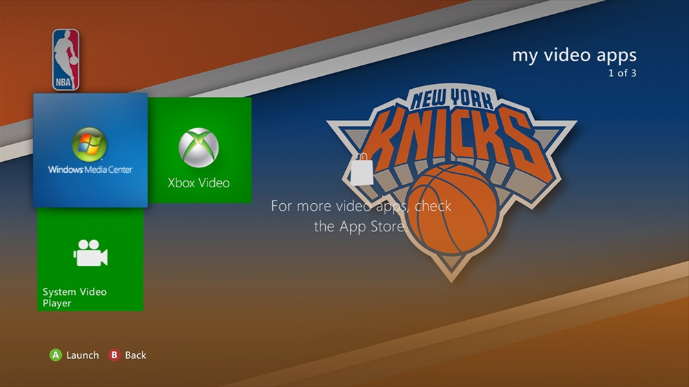 Image de NBA - Knicks Highlight Theme