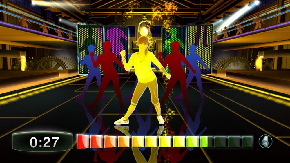 Image from Zumba Fitness