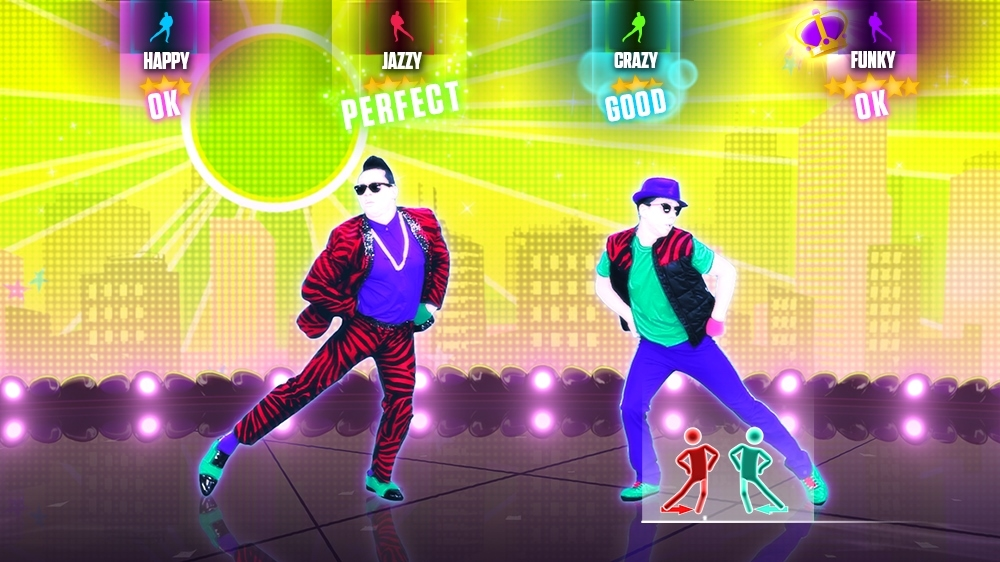 "Image from Just Dance 2015 - ""Gangnam Style"" by PSY"