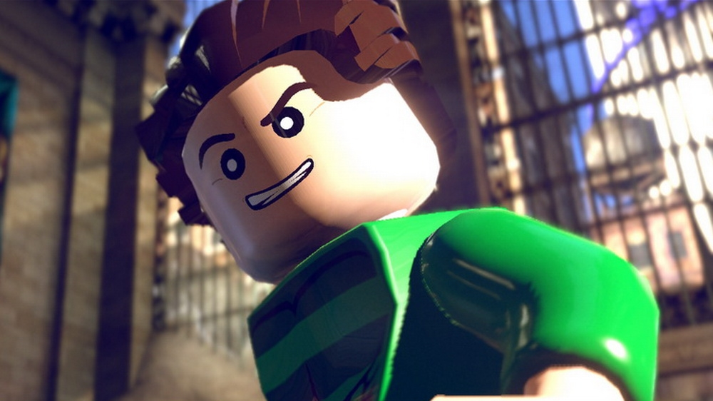 Image from LEGO® Marvel™ Super Heroes DLC: Asgard Pack