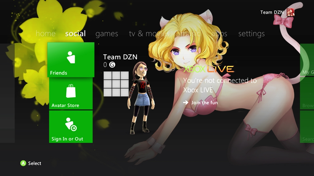 Image from Airi Ekittie Dynamic Theme