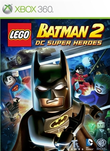 LEGO® Batman™ 2:  DC Super Heroes - 5 Heroes Pack