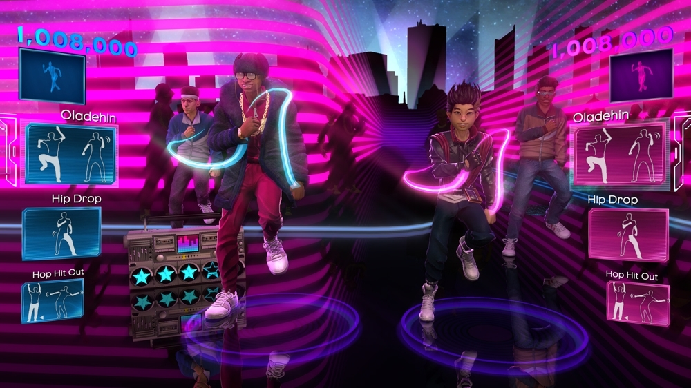 Kuva pelist Usher Dance Pack 01 - Usher
