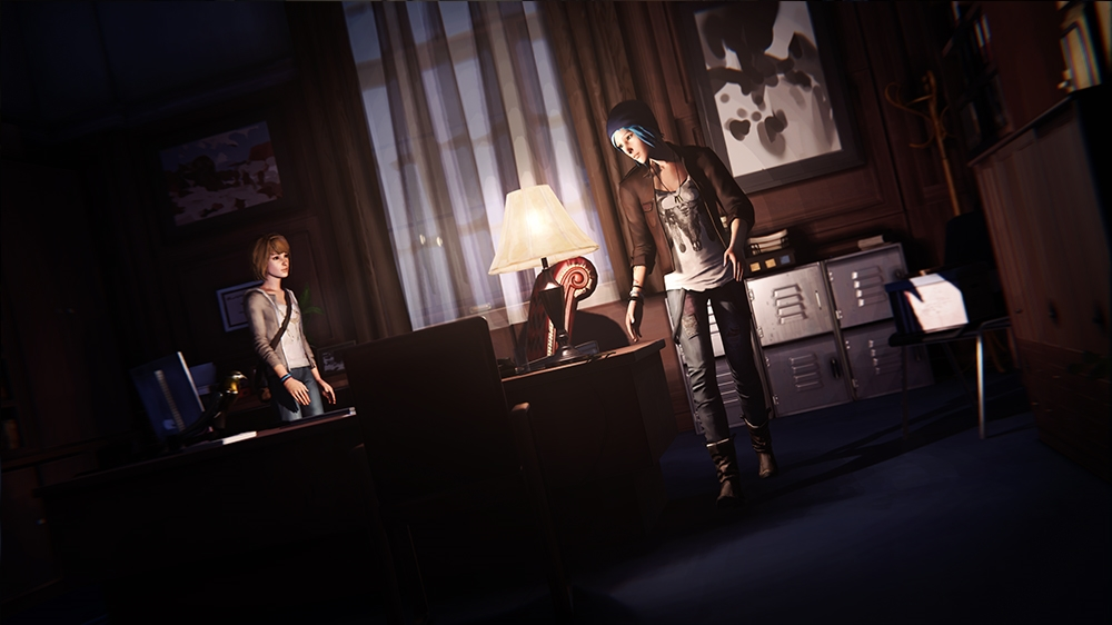 Image from Life Is Strange Episode 3
