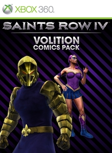 Volition Comics Pack