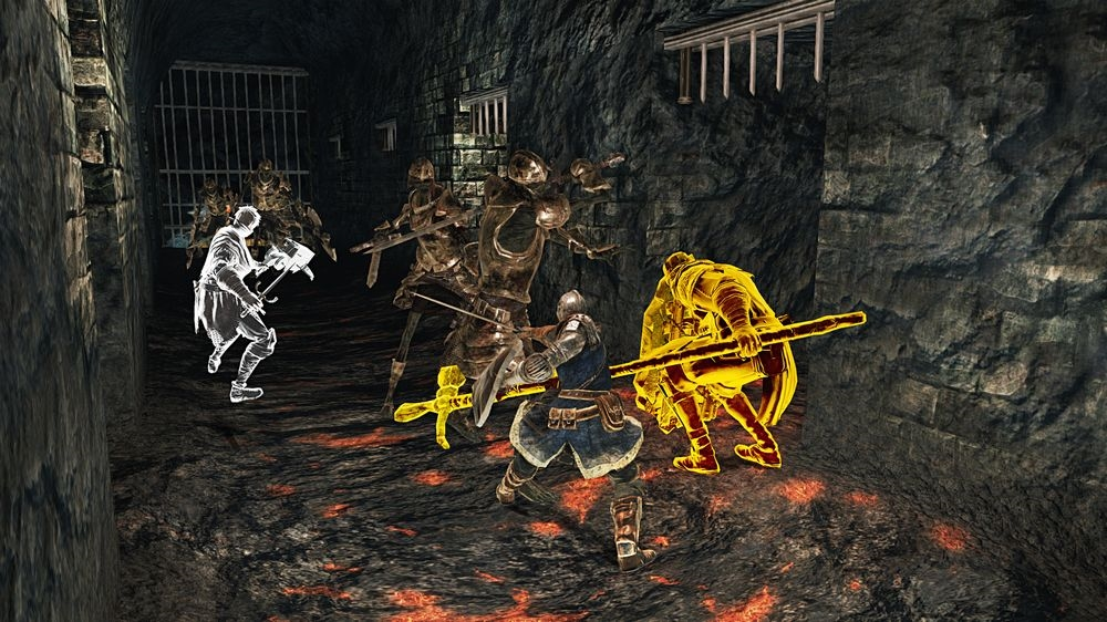 Image de DARK SOULS™ II Crown of the Old Iron King