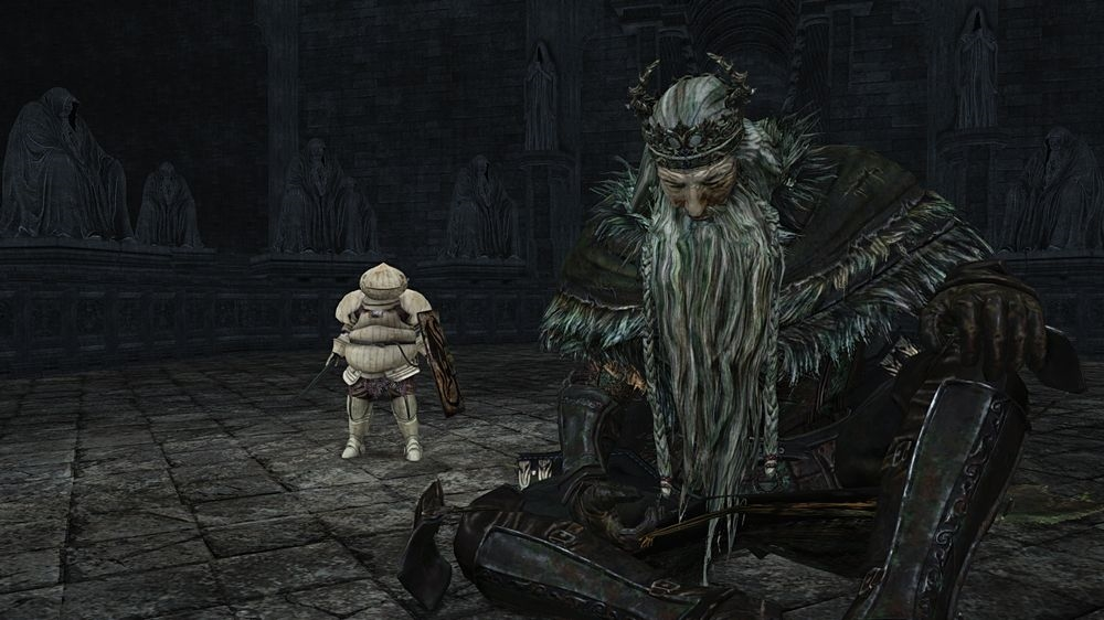 Image from DARK SOULS™ II Crown of the Old Iron King