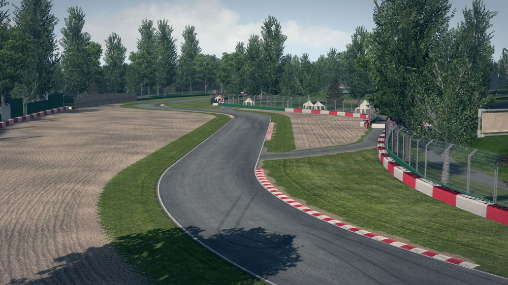 Image from F1 Classics: Classic Tracks