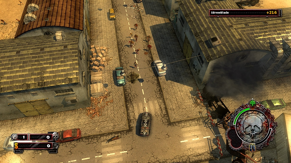 Image from Zombie Driver HD - Brutal Car Skins