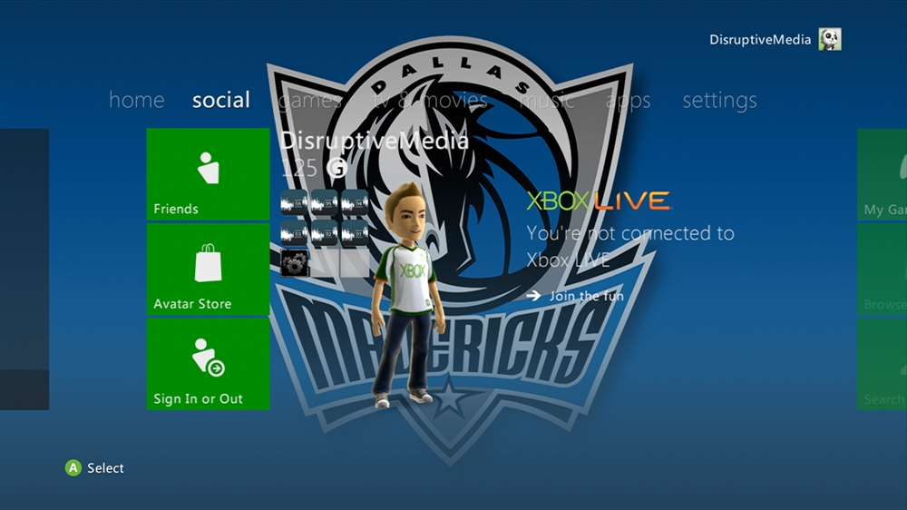 Image de NBA - Mavericks Highlight Theme