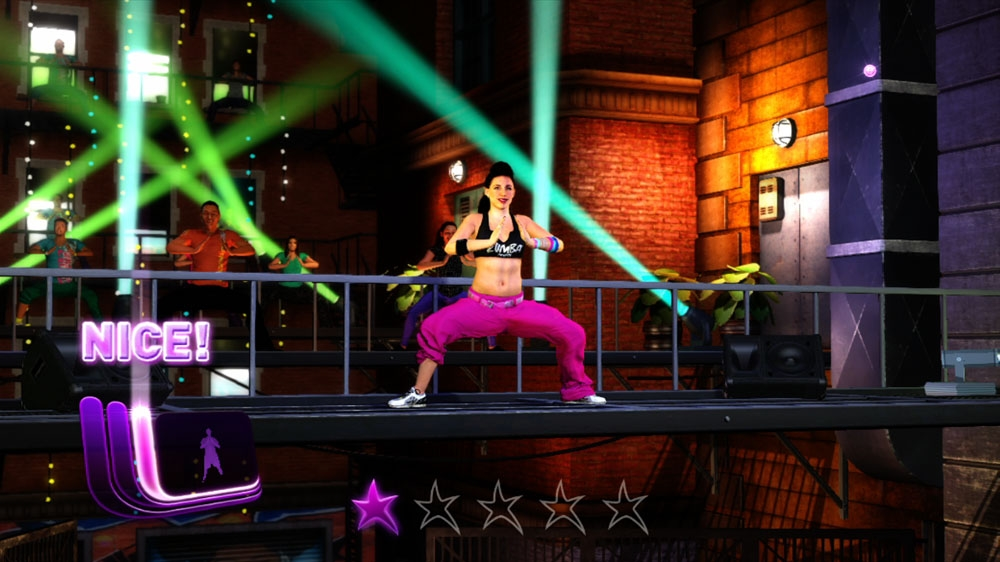 Image from Zumba Fitness Rush Bollywood Style Pack