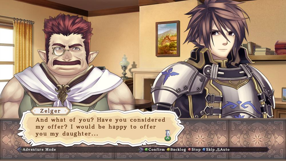 Image from Agarest War Zero - Noble Person Pack