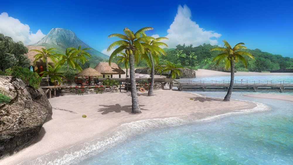 Afbeelding van Dead or Alive 5 Zack Island Stage