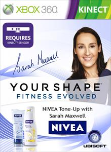 NIVEA Tone-up with Sarah Maxwell