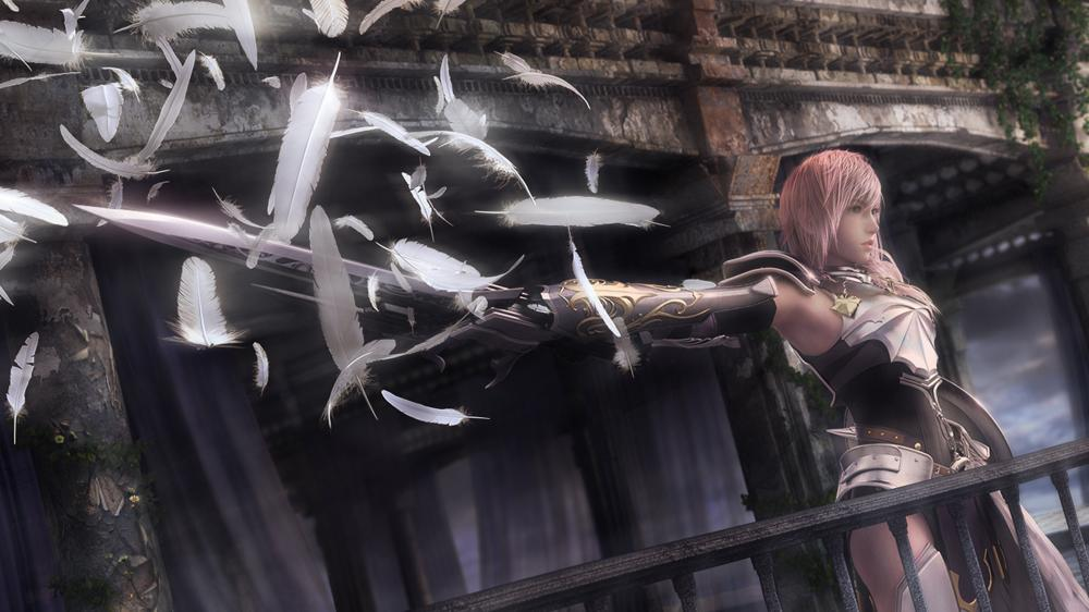 Image from FINAL FANTASY XIII-2 - Teaser Trailer