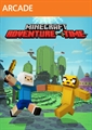 Minecraft Mash-up Adventure Time