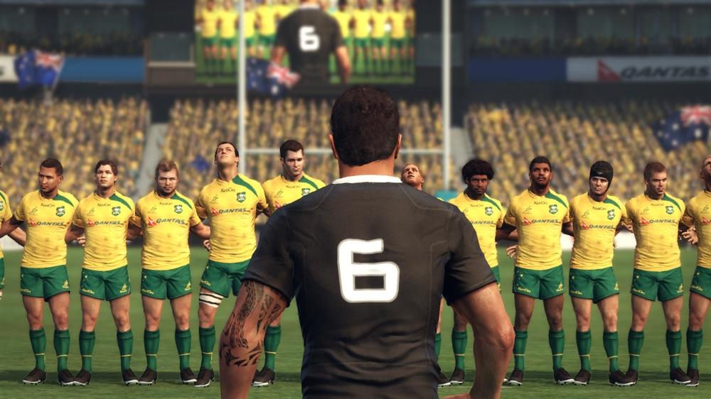 Imagen de Rugby Challenge 2 - The Lions Tour Edition