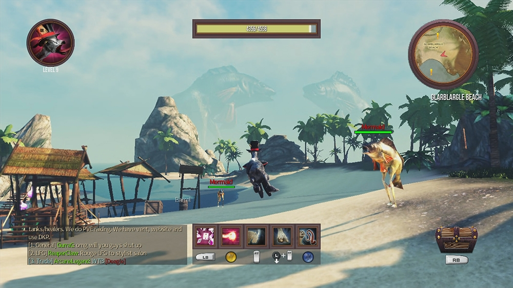 Image from Goat MMO Simulator