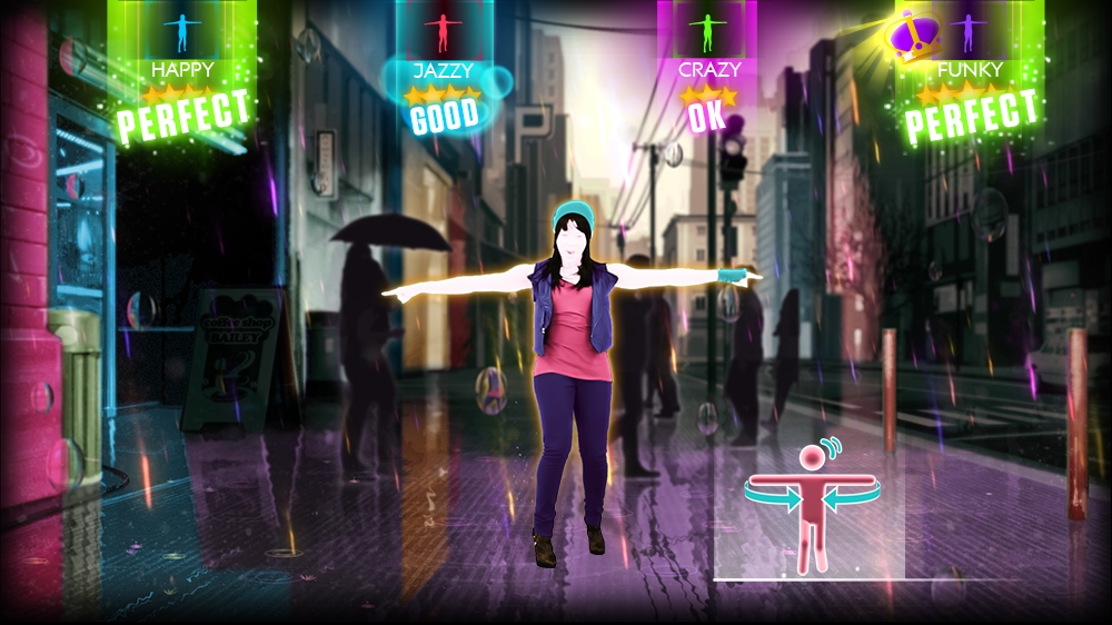 Bilde fra Just Dance®2014 Katy Perry – Roar