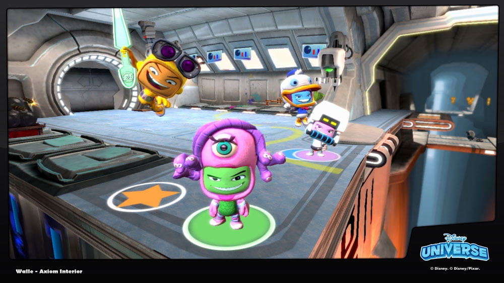 Image from Disney Universe Phineas and Ferb Level Pack