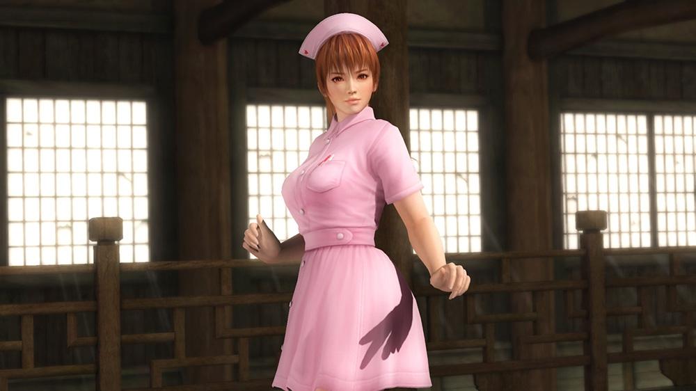 Image de Tenue d'infirmière - Kasumi