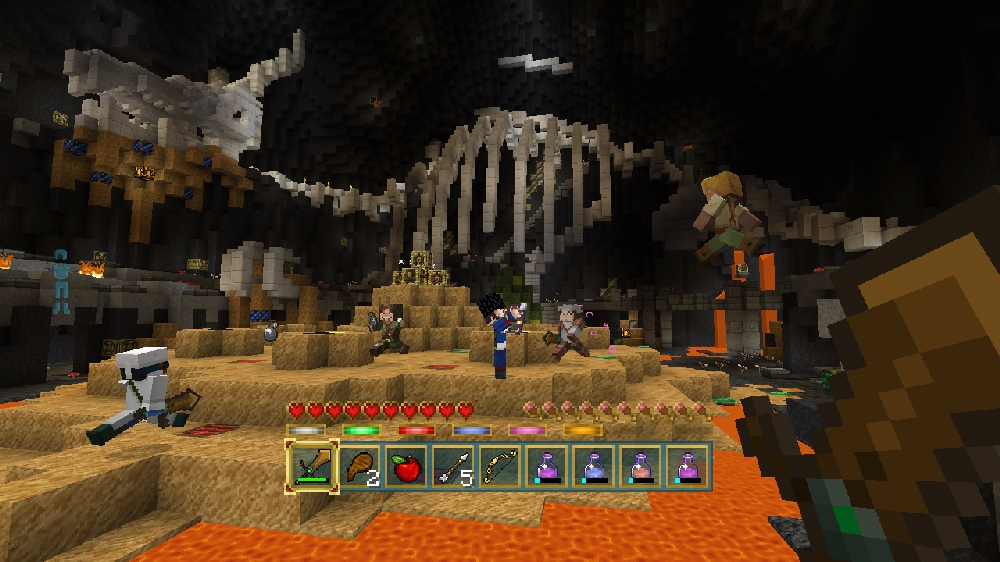 Image from Minecraft Battle Map Pack 1