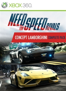 Need for Speed™ Rivals: Pack completo Prototipos Lamborghini