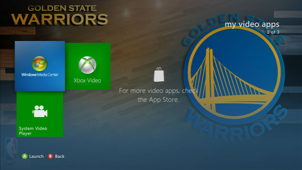 Image from NBA: Warriors Game Time