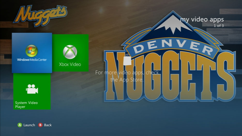 Image from NBA: Nuggets Game Time