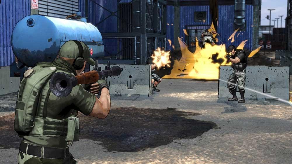 Imagen de Tráiler de lanzamiento de Special Forces: Team X