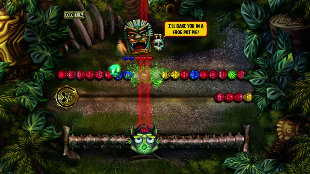 Bild von Zuma's Revenge! Trailer-Video