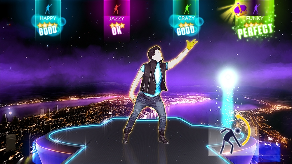 "Image from Just Dance 2015 - ""Beauty and a Beat"" by Justin Bieber Ft. Nicki Minaj"