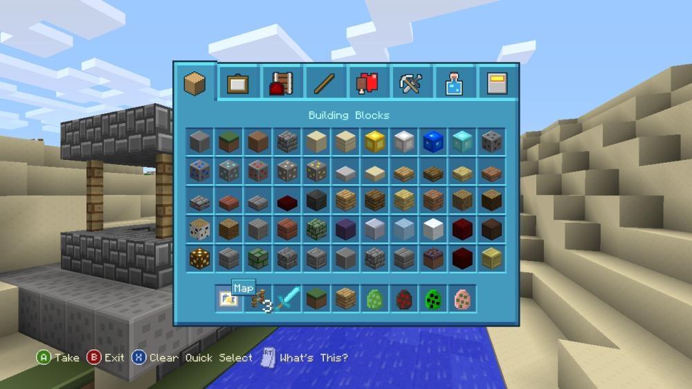 Imagen de Pack de textura Plástico de Minecraft