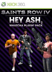 Hey Ash, Whatcha Playin'? Pack