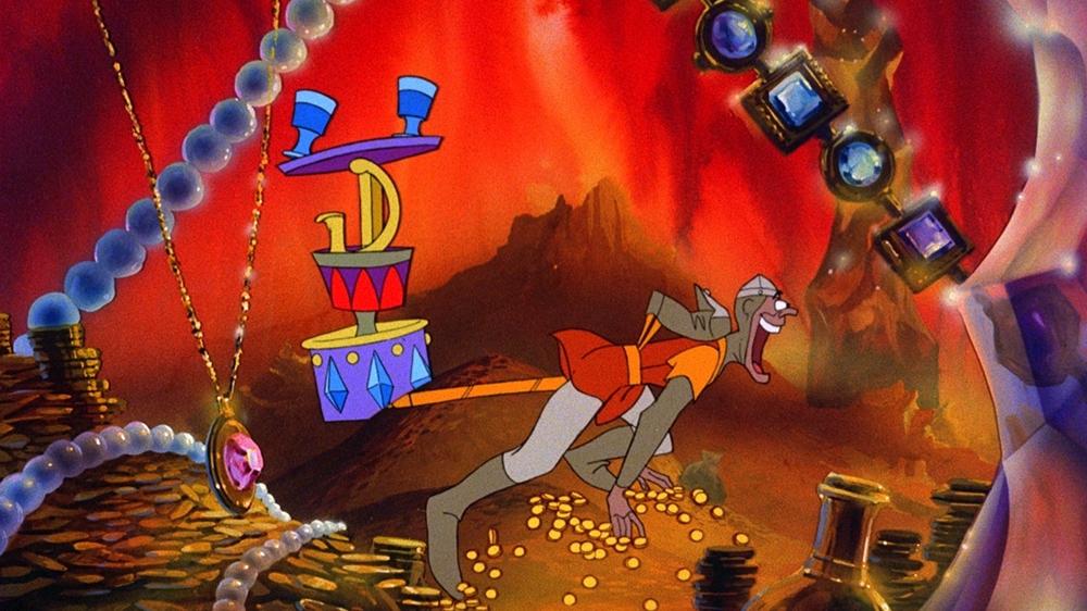 Imagem de Trailer de Dragon's Lair®