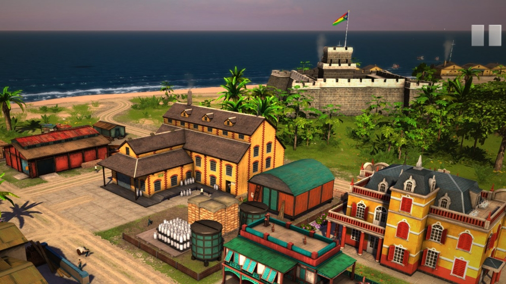 Kép, forrása: Tropico 5 - Big Cheese