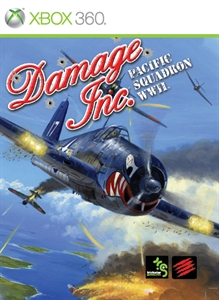 "Damage Inc. - P-80 ""Bolt"" Shooting Star"