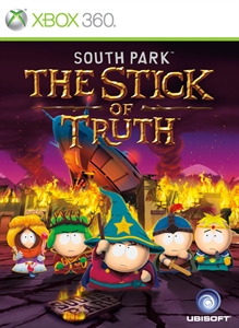 The Stick of Truth Super Samurai Spaceman Pack