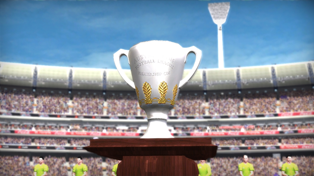 Image from AFL Live 2 - 2014 Season Pack