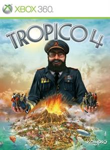 Tropico 4 Modern Times boxshot