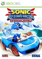 Pacotes de contedo transfervel Sonic &amp; All-Stars Racing Transformed Metal Sonic e Outrun