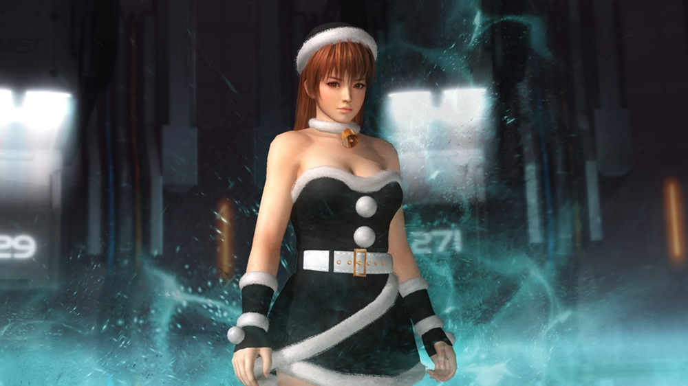 Image from Dead or Alive 5 Ultimate Santa's Helper Phase 4
