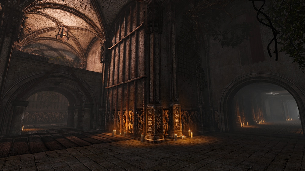Bilde fra Painkiller Hell & Damnation: Medieval Horror